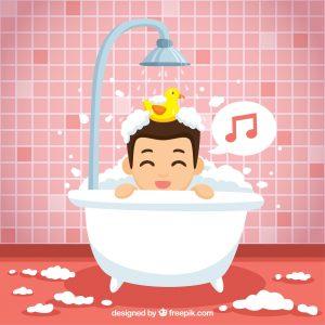איך לנקות מקלחון
